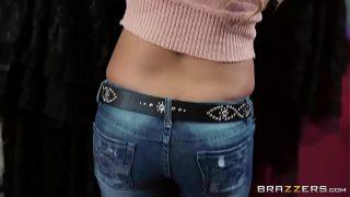 Big Butts Like It Big – All My Thongs Are Too Small scene starring Aubrey Addams and Jessy Jones